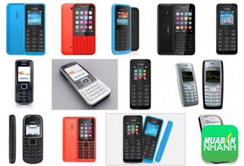 Nokia và những mẫu điện thoại đáng nhớ