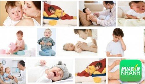 Phân biệt những cơn đau bụng khác nhau ở trẻ