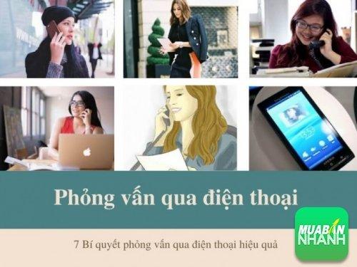 Phương pháp phỏng vấn qua điện thoại