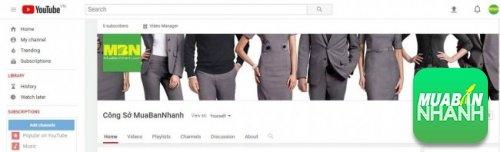 Tin tức công sở trên kênh Youtube