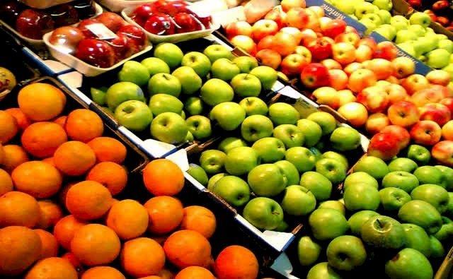 Bán trái cây lưu động