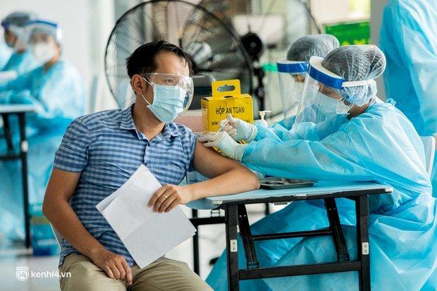 Các bước cập nhật thông tin tiêm chủng vắc xin COVID-19
