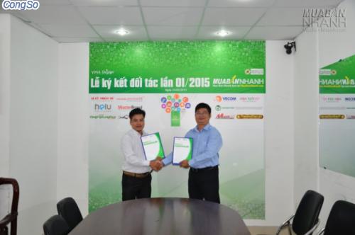Công ty TNHH Vũ Tín với Partner MuaBanNhanh.com
