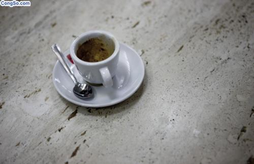 Cốc cà phê