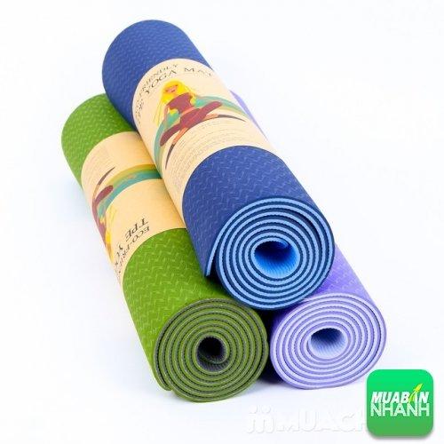 Thảm tập Yoga – Hướng dẫn & lưu ý chọn mua