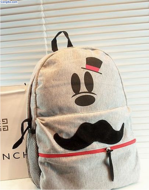 Balo mustache