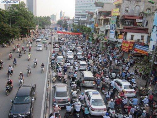 Sẽ lấy ý kiến người dân trước khi thực hiện thu phí phương tiện giao thông đường bộ.